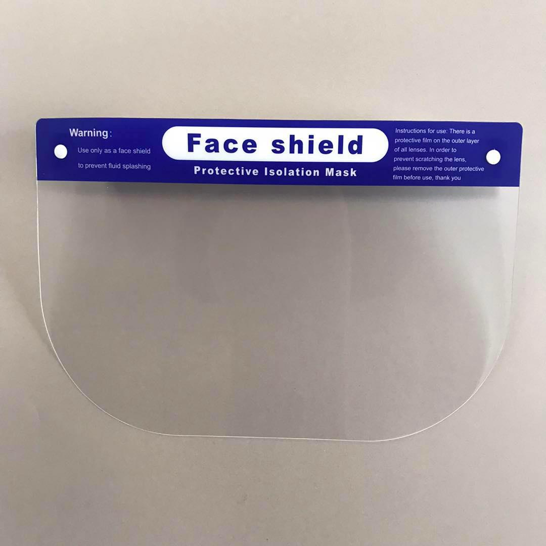 Face Shield (50 pieces)